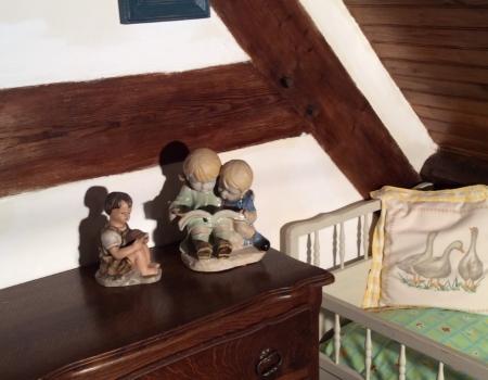 La chambre familiale de Fiacrette