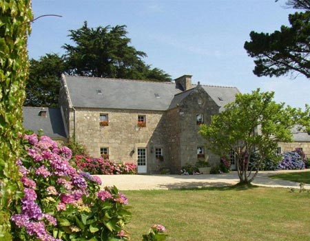 galerie photos manoir kerliviry chambres hotes finistere