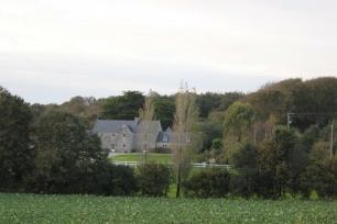 Manoir de Kerliviry à Cléder