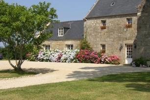 Manoir de Kerliviry en Finistère
