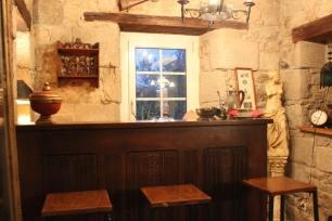 Manoir de Kerliviry : le bar