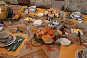 Un petit déjeuner au Manoir de Kerliviry